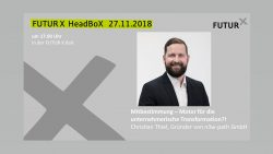 HeadBoX Christian Thiel 27.11.2018