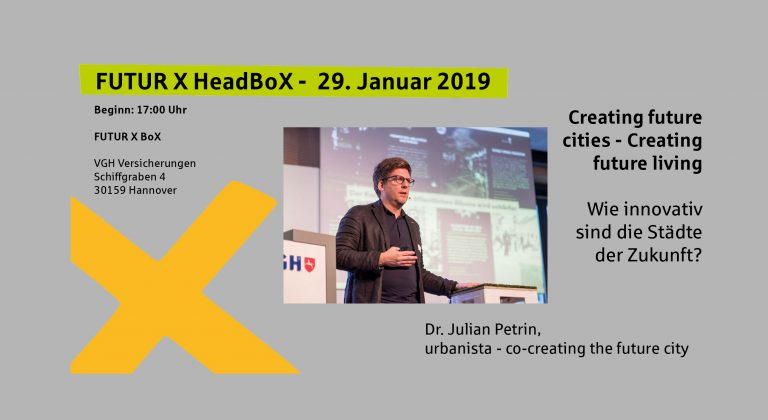 HeadBoX – Julian Petrin