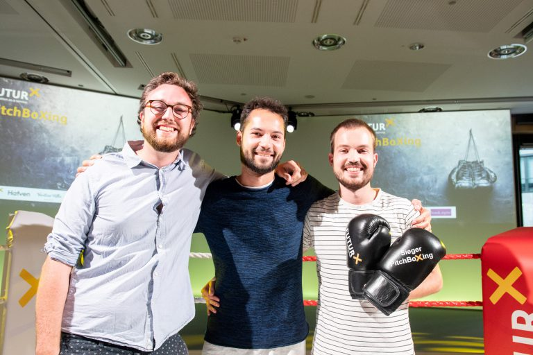 The winner of PitchBoXing 2019.2 is …